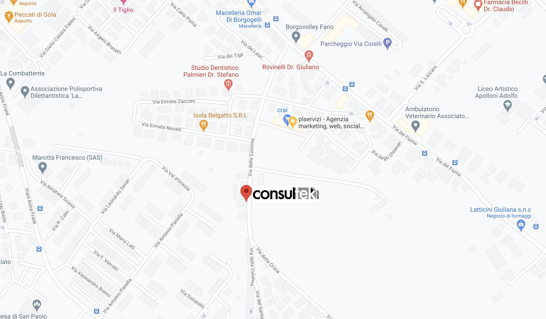 consultek group srl via della colonna 13 fano